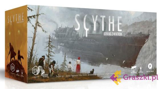 Scythe: Igrając z wiatrem (przedsprzedaż) | Phalanx